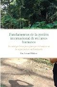 Cover-Bild zu Widarni, Eny Lestari: Fundamentos de la gestión internacional de recursos humanos