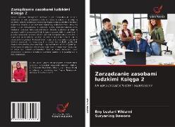 Cover-Bild zu Widarni, Eny Lestari: Zarzadzanie zasobami ludzkimi Ksiega 2