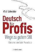 Cover-Bild zu Deutsch für Profis