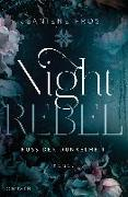 Cover-Bild zu Frost, Jeaniene: Night Rebel 1 - Kuss der Dunkelheit