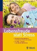 Cover-Bild zu Lebensfreude statt Stress (eBook) von Peseschkian, Manije