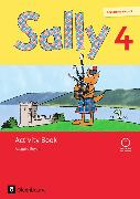 Cover-Bild zu Bredenbröcker, Martina: Sally 4. Schuljahr. Neubearbeitung. Activity Book mit Audio-CD. BY