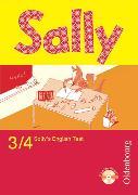 Cover-Bild zu Bredenbröcker, Martina: Sally 3./4. Schuljahr. Bisherige allgemeine Ausgabe. Sally's English Test. Lernstandskontrollen mit Audio-CD