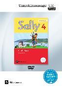 Cover-Bild zu Bredenbröcker, Martina: Sally 4. Schujahr. Unterrichtsmanager. Vollversion auf DVD-ROM