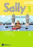 Cover-Bild zu Bredenbröcker, Martina: Sally 3. Schuljahr. Activity Book mit Audio-CD und Portfolio-Heft. NW