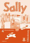 Cover-Bild zu Bredenbröcker, Martina: Sally 4. Schuljahr. Ausgabe D/E. Lehrermaterialien