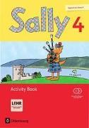 Cover-Bild zu Bredenbröcker, Martina: Sally 4. Schuljahr. Allgemeine Ausgabe - Neubearbeitung. Activity Book mit interaktiven Übungen auf scook.de