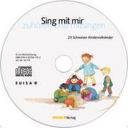 Cover-Bild zu Graf Heinimann, Christin (Gestaltet): Sing mit mir - Audio CD