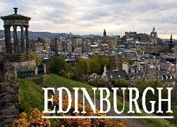 Cover-Bild zu Graf, Bernd (Hrsg.): Bildband Edinburgh