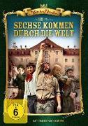 Cover-Bild zu Freitag, Manfred: Sechse kommen durch die Welt