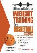 Cover-Bild zu Price, Robert G.: The Ultimate Guide to Weight Training for Basketball