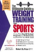 Cover-Bild zu Price, Robert G: Ultimate Guide to Weight Training for Sports