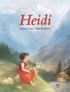 Cover-Bild zu Dusíková, Maja: Heidi