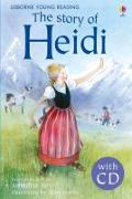 Cover-Bild zu Spyri, Johanna: The Story of Heidi