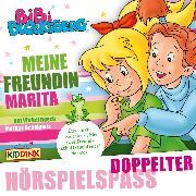 Cover-Bild zu eBook Bibi Blocksberg - Meine Freundin Marita (Der Wetterfrosch / Maritas Geheimnis)