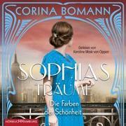 Cover-Bild zu Die Farben der Schönheit - Sophias Träume (Sophia 2) von Bomann, Corina