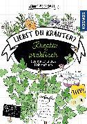 Cover-Bild zu Liebst Du Kräuter? von Meier-Soriat, Diana