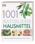 Cover-Bild zu 1001 natürliche Hausmittel