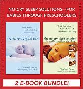 Cover-Bild zu No-Cry Sleep Solutions for Babies through Preschoolers (EBOOK BUNDLE) (eBook) von Pantley, Elizabeth