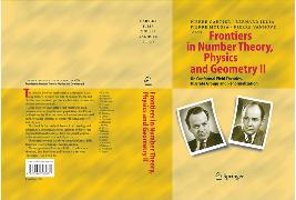 Cover-Bild zu Cartier, Pierre E. (Hrsg.): Frontiers in Number Theory, Physics, and Geometry II (eBook)