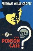 Cover-Bild zu Gordon-Smith, Dolores (Einf.): Ponson Case (Detective Club Crime Classics) (eBook)