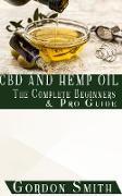 Cover-Bild zu Smith, Gordon: CBD and Hemp Oil (eBook)