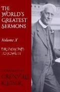 Cover-Bild zu Angier Gordon, Charles: The World's Great Sermons (eBook)