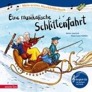 Cover-Bild zu Eine musikalische Schlittenfahrt von Janisch, Heinz