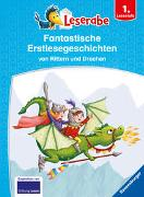 Cover-Bild zu Fantastische Erstlesegeschichten von Rittern und Drachen von Mai, Manfred