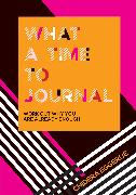 Cover-Bild zu Eggerue, Chidera: What a Time to Journal