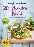 Cover-Bild zu Weight Watchers 20-Minuten-Küche von Watchers, Weight