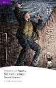 Cover-Bild zu Conan Doyle, Arthur C: PLPR5:Sherlock Holmes Short Stories Book & MP3 Pack