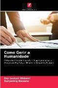 Cover-Bild zu Widarni, Eny Lestari: Como Gerir a Humanidade