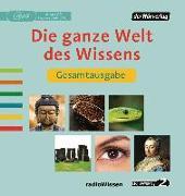 Cover-Bild zu Die ganze Welt des Wissens Gesamtausgabe von Schlüter, Reinhard