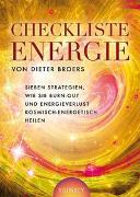 Cover-Bild zu Checkliste Energie von Broers, Dieter