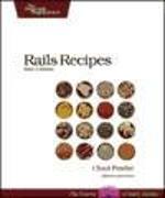 Cover-Bild zu Rails Recipes: Rails 3 Edition 2nd Edition