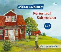 Cover-Bild zu Ferien auf Saltkrokan Teil 1 von Lindgren, Astrid