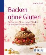 Cover-Bild zu Backen ohne Gluten (eBook) von Frank, Muriel