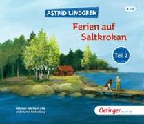 Cover-Bild zu Ferien auf Saltkrokan Teil 2 von Lindgren, Astrid