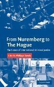 Cover-Bild zu Wawro, Geoffrey: From Nuremberg to The Hague