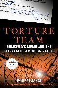 Cover-Bild zu Sands, Philippe: Torture Team (eBook)