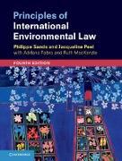 Cover-Bild zu Sands, Philippe: Principles of International Environmental Law (eBook)