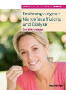 Cover-Bild zu Ernährungsratgeber Niereninsuffizienz und Dialyse (eBook) von Müller, Sven-David