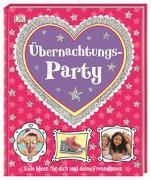 Cover-Bild zu Übernachtungs-Party von Krabbe, Wiebke (Übers.)