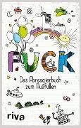 Cover-Bild zu FUCK - Das Ausfüllbuch von riva Verlag
