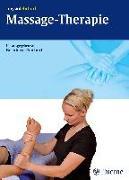 Cover-Bild zu Massage-Therapie von Reichert, Bernhard (Hrsg.)