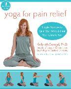 Cover-Bild zu Yoga for Pain Relief von McGonigal, Kelly