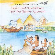 Cover-Bild zu Krenzer, Rolf: Lieder und Geschichten von den kleinen Ägyptern (Audio Download)