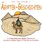 Cover-Bild zu Krenzer, Rolf: Ägypter-Geschichten (Audio Download)