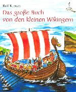 Cover-Bild zu Krenzer, Rolf: Das große Buch von den kleinen Wikingern (eBook)